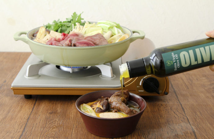 オリーブオイルを入れると美味しいって知ってた? 手作りの「割り下」で食べる絶品すき焼きと簡単〆アレンジ