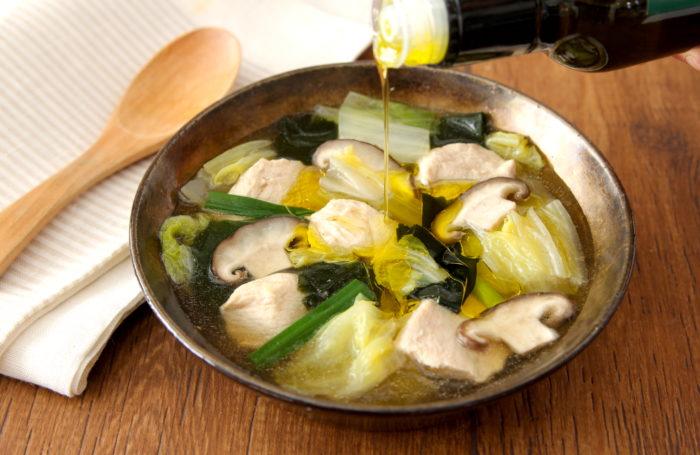 正月太り解消はお早めに! フライパンで作る「ダイエットおかずスープ」の簡単・作り置きレシピ